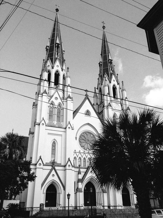 The Cathedral of St. John the Baptist, Savannah, Ga