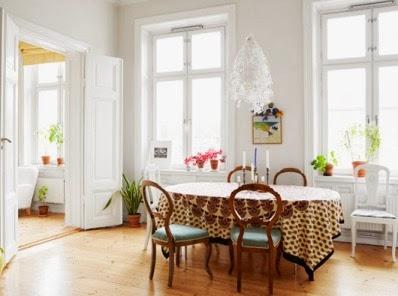 Una casa llena de encanto bohemio
