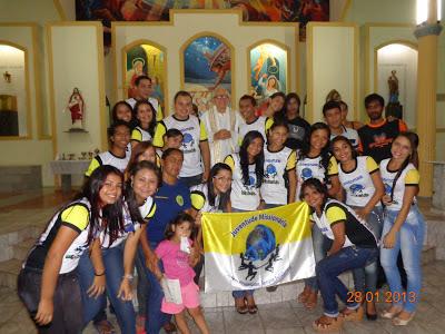 Juventude Missionára do Amapá comemora seu primeiro ano de existência