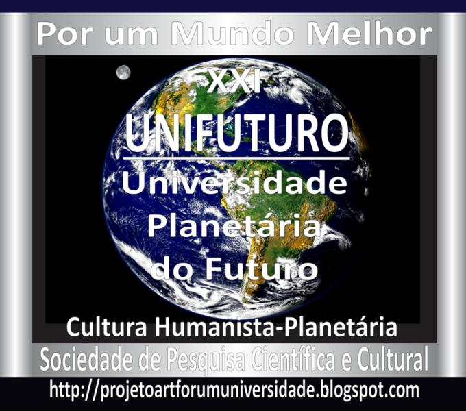 UNIVERSIDADE PLANETÁRIA DO FUTURO - ANO VI