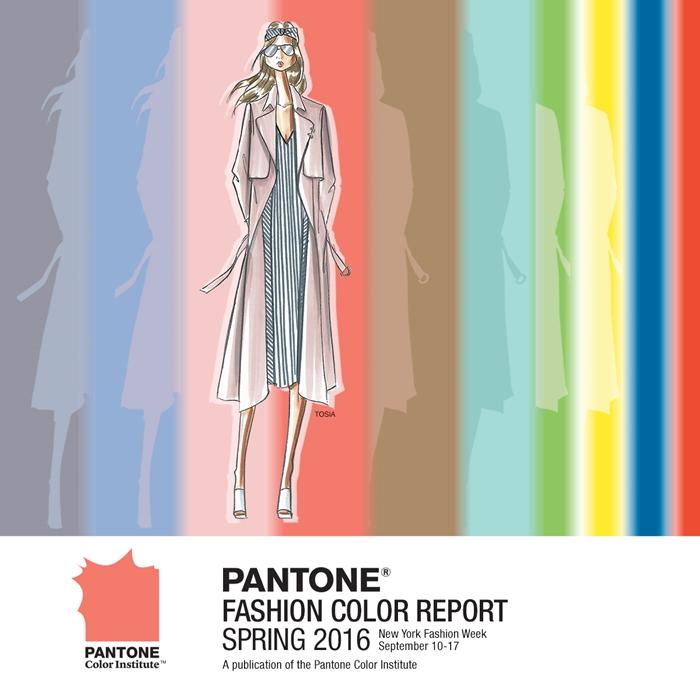 NAJMODNIEJSZE KOLORY WIOSNA-LATO 2016 PANTONE - MG LOVE DESIGN BY MARTA GŁUSZEK