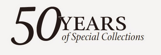 50 years of special collections