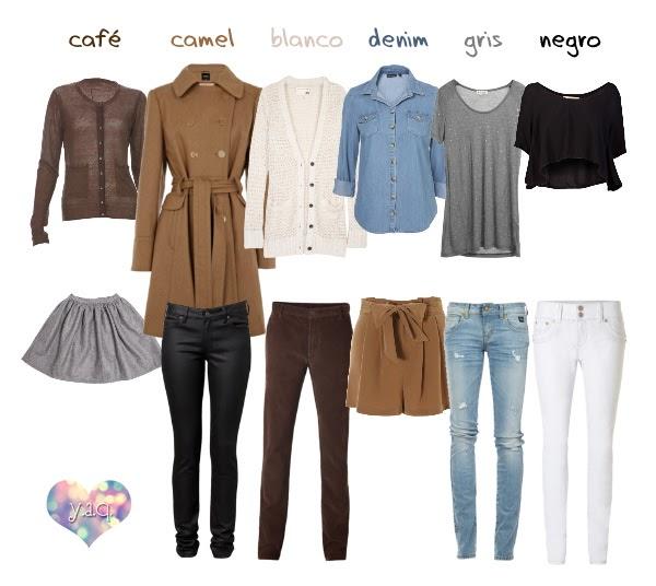 Y a q blog de moda inspiraci n y tendencias y ahora que me pongo con prendas de colores - Colores para combinar ...