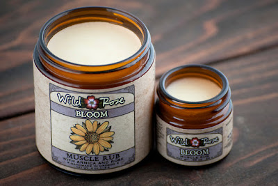 Bloom Muscle Rub