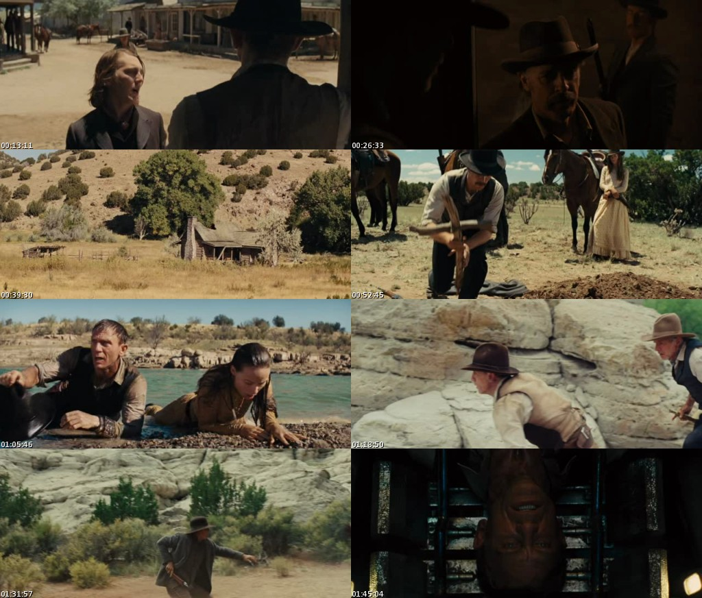 Cowboys & Aliens (2011) [DVDRip] [Latino]