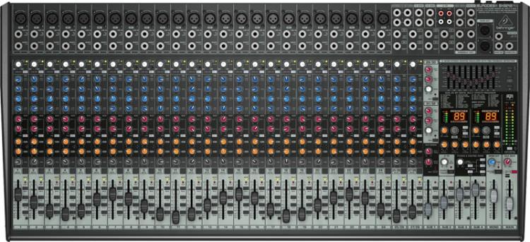 Mesa 32 Canais - Eurodesk SX3242FX