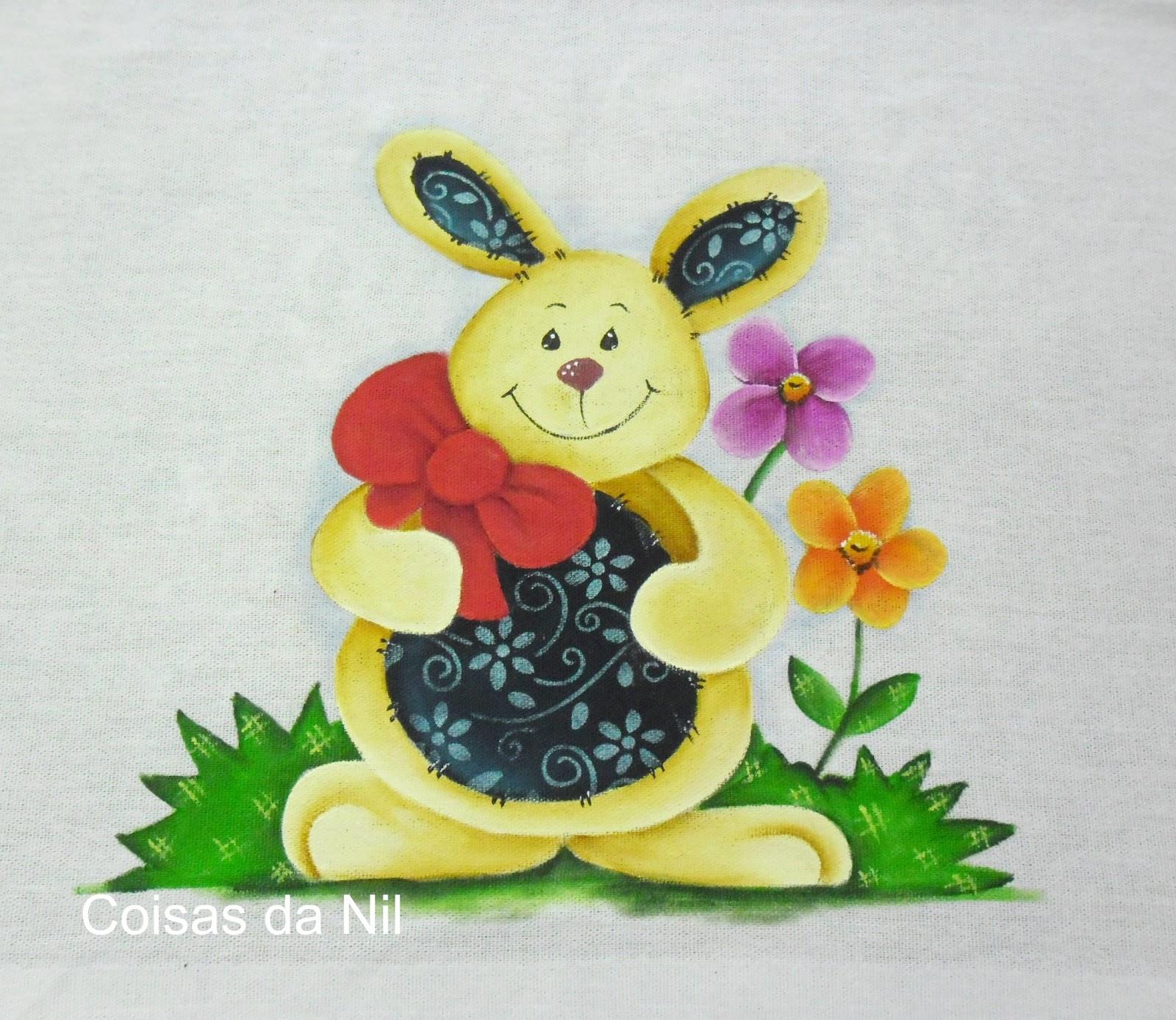 150 desenhos de coelhos para pintar colorir! Espaço Educar