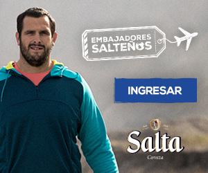 Embajadores Salteños: Juan Chipi Figallo