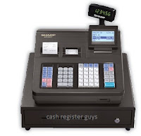 Sharp ER-347 Cash Register