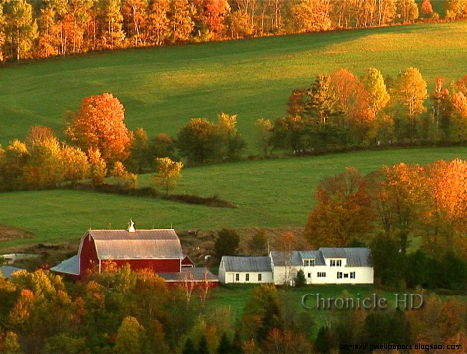Fall Farm Desktop Wallpaper   WallpaperSafari