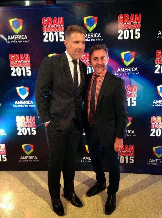 Alejandro Fantino y Luis Majul