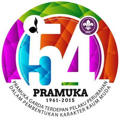 SELAMAT HUT PRAMUKA KE - 54 TAHUN 2015