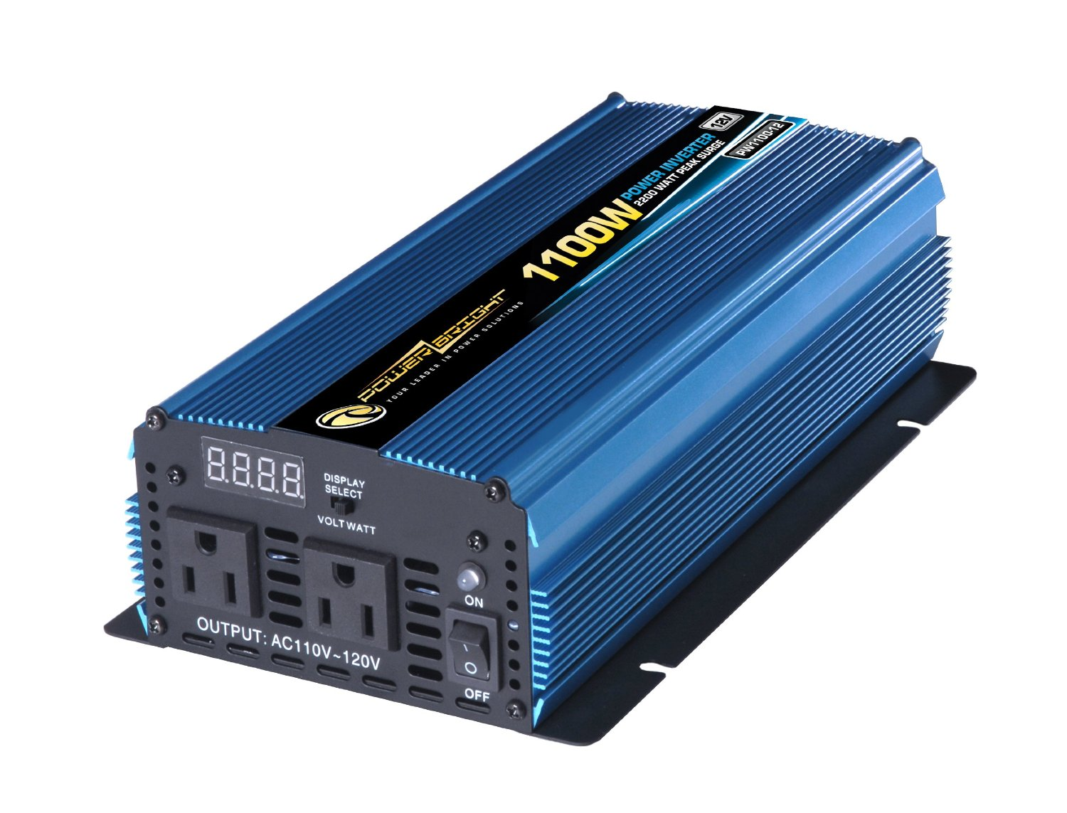 dc inverter Shop from the world's largest selection and best deals for car power inverters shop with confidence  1500w pure sine wave power inverter dc 12v to ac 110v-120v.