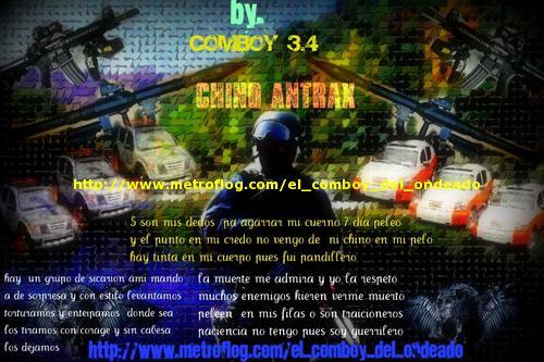 El Cheyo Antrax