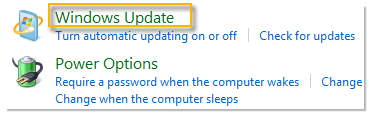 Cara Update Windows 7 Step 1