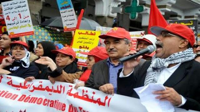 منظمات مغربية تسعى للتشويش على مسيرة 20 أبريل الامازيغية بالرباط