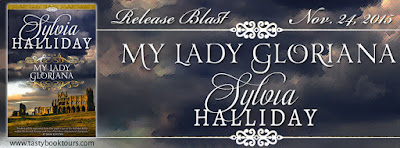 My Lady Gloriana Release Blast!