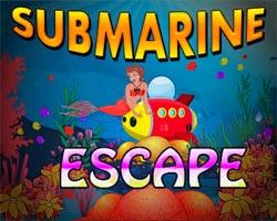 Juegos de Escape Ena Submarine Escape