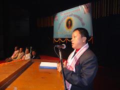 मामनि रयसम गोस्वामी श्रद्धाञ्जली सभा: वाण थिएटर, तेजपुर (29 नोभेम्बर 2012)