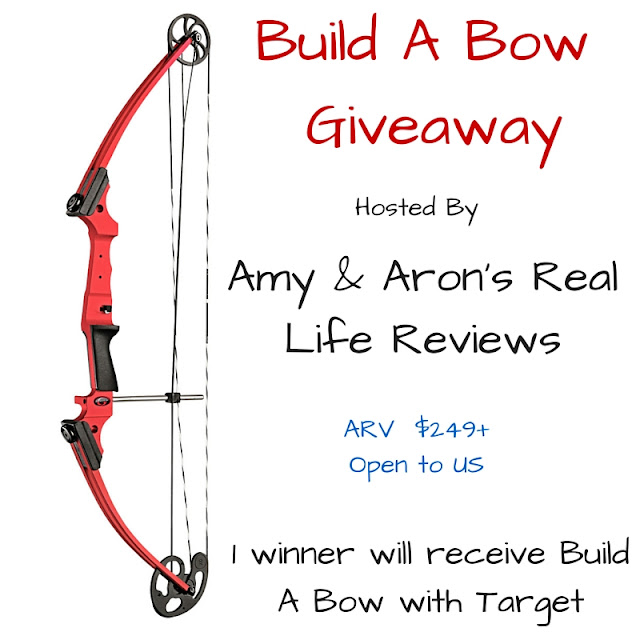 Blogger Opportunity: Build-A-Bow Giveaway ARV $249+ Starts 11/18