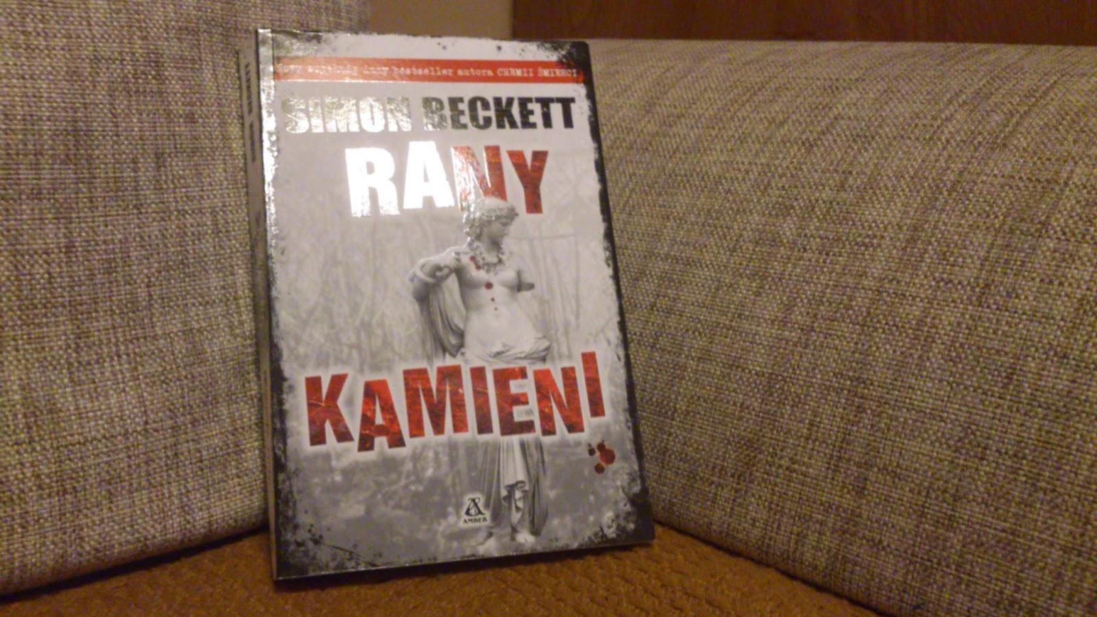 "Nie rozdrapuj starej ""Rany Kamieni"", S. Beckett"