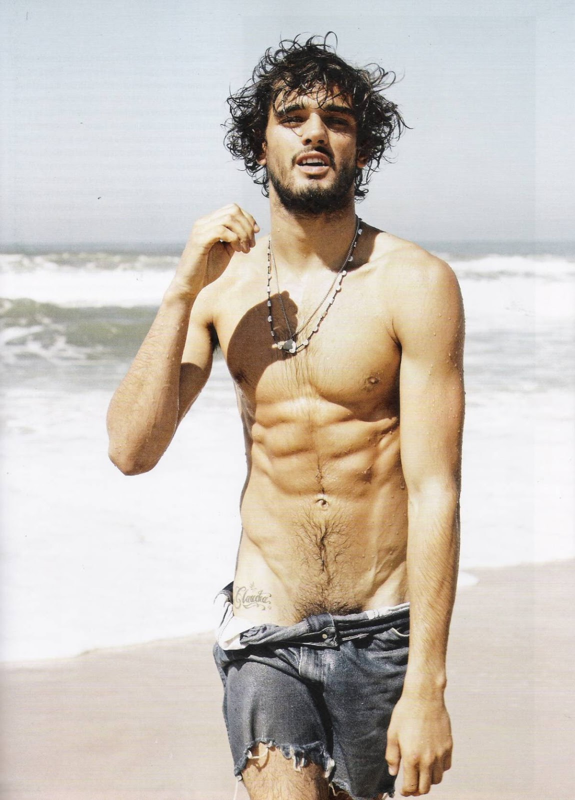 top models fans marlon teixeira from brazil