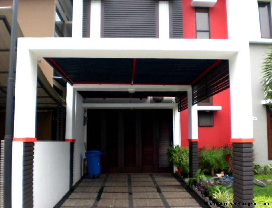 carport rumah minimalis design rumah minimalis