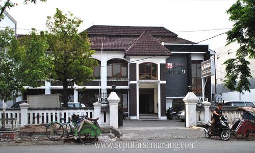 Hotel Rahayu, Melati, Dekat Stasiun Poncol