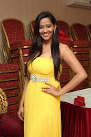 sanchana singh  fashion show stills