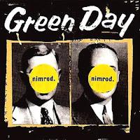 Green Day-Nimrod. (1997)