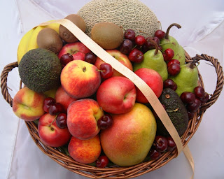 fresh fruit basket for Sydney delivery