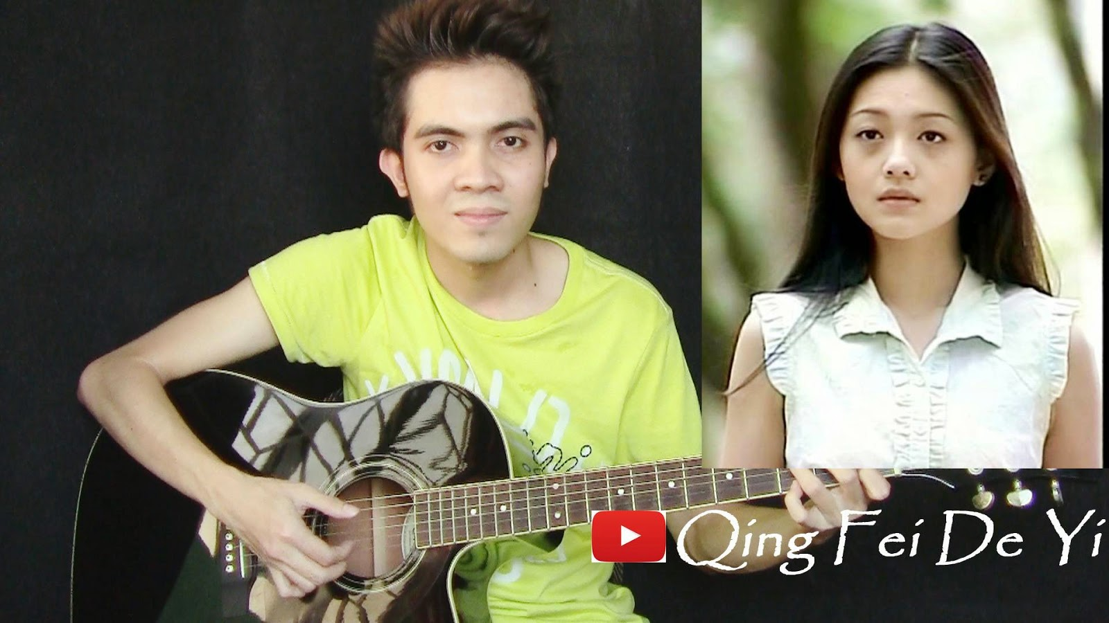 Nothing But The Strings: Meteor Garden OST - Qing Fei De Yi - Harlem Yu (fingerstyle guitar cover)