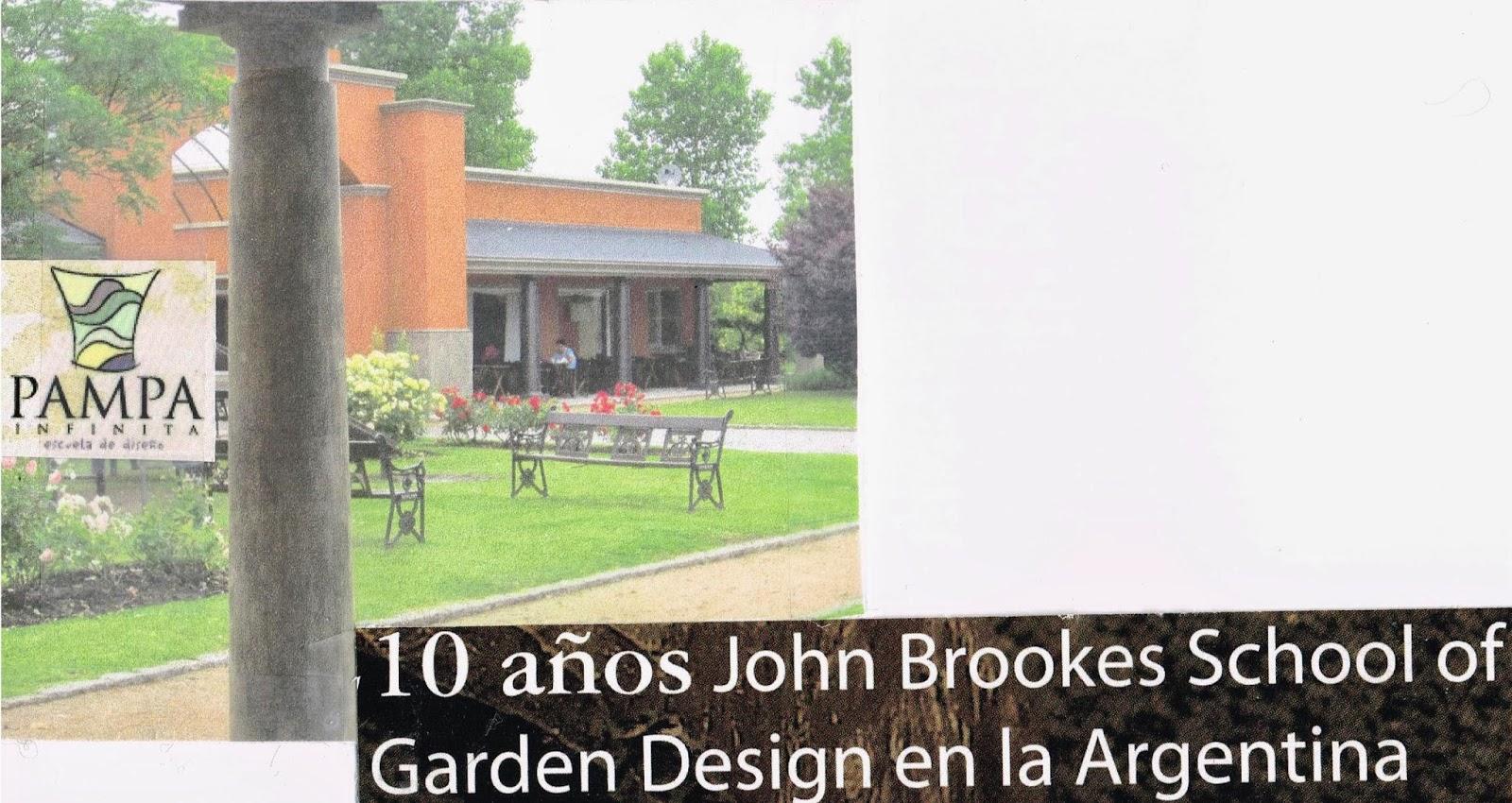 Travels in south america john brookes raves rants - Garden design john brookes ...