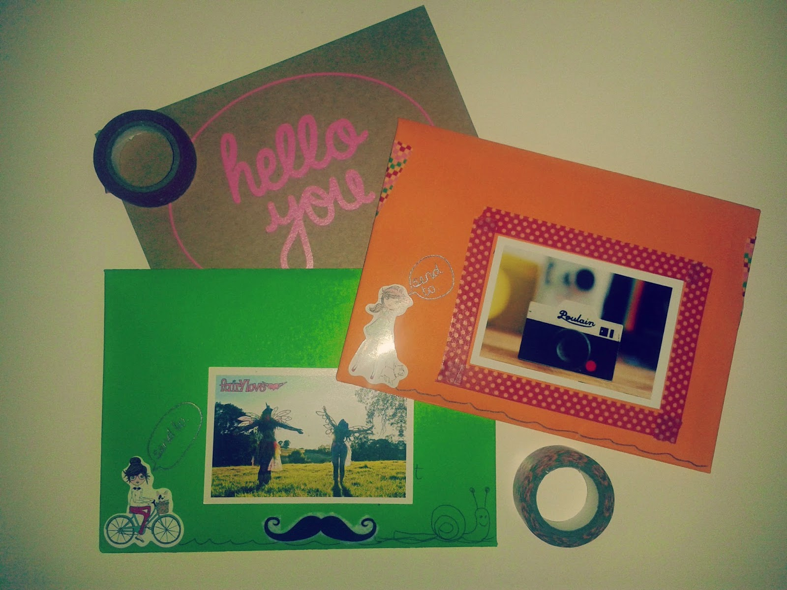 Project 365 day 286 - #postcircle #snailmail // 76sunflowers