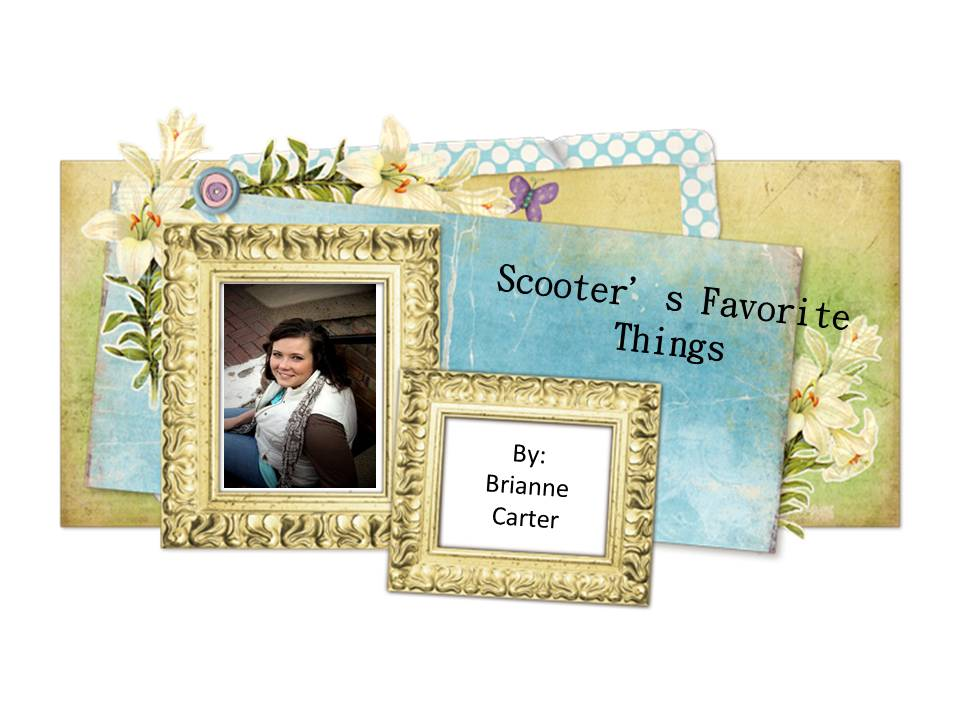 Scooter's Favorite Things