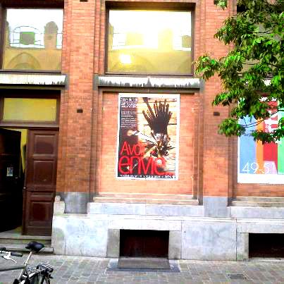 Peinture septembre 2012 for Porte ouverte live