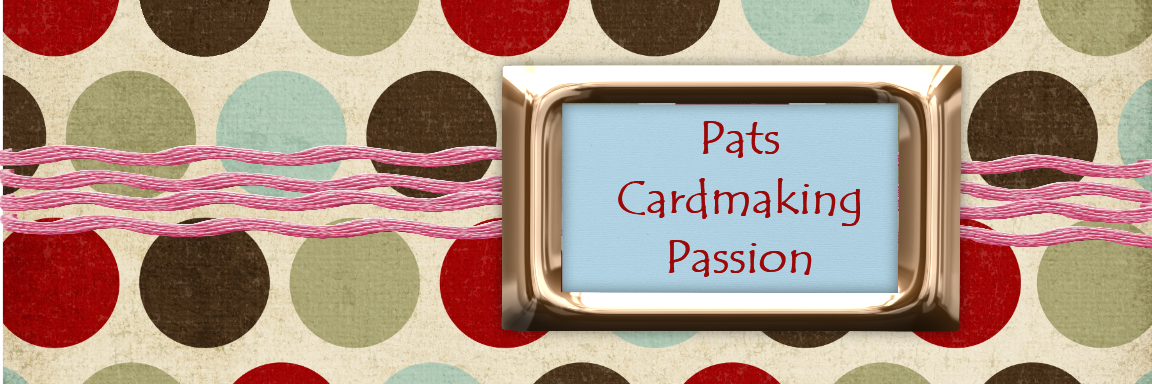 Pats Cardmaking Passion