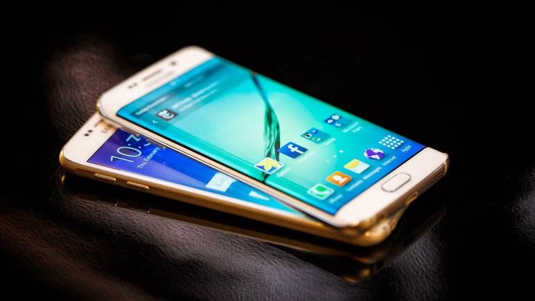 Samsung Galaxy S6, ponsel Android terbaik desain Logam