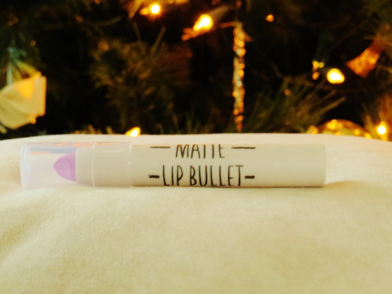 Topshop Matte Bullet