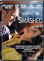 Smashed Movie DVD Blu-Ray