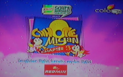 Chhote Miyan Chapter 3 on Colors TV