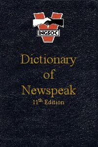 george orwell 1984 newspeak essay
