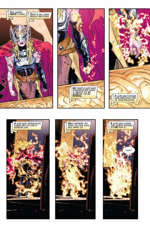 La identidad de Thor
