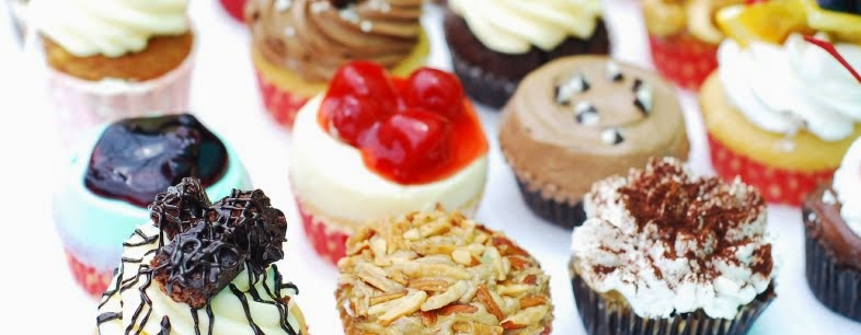 Pandora Bakeshop - Homemade Stylish Cupcakes in Bangkok, Thailand