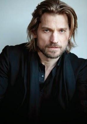 Nikolaj Coster-Waldau long Hair Style