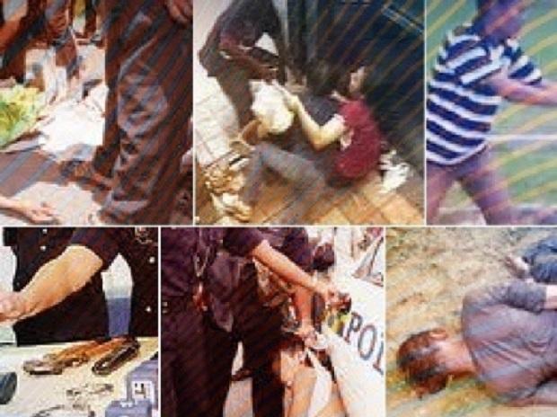Kejadian Tembak, Tetak: 'Sarapan berdarah' di Chan Sow Lin