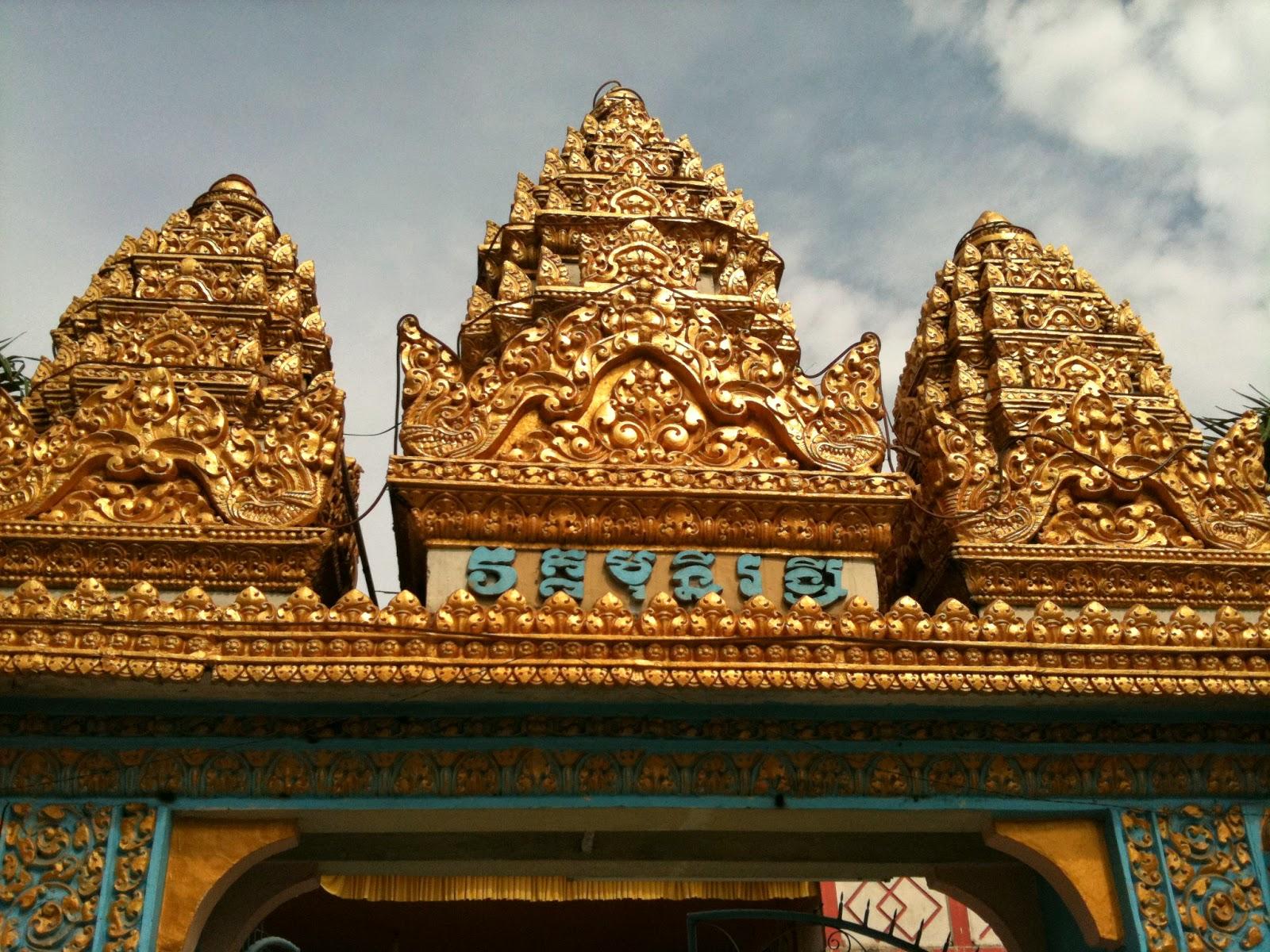 Pagoda Munirensay en Can Tho