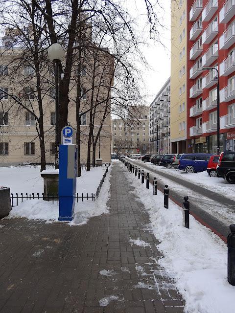 ulica Warecka