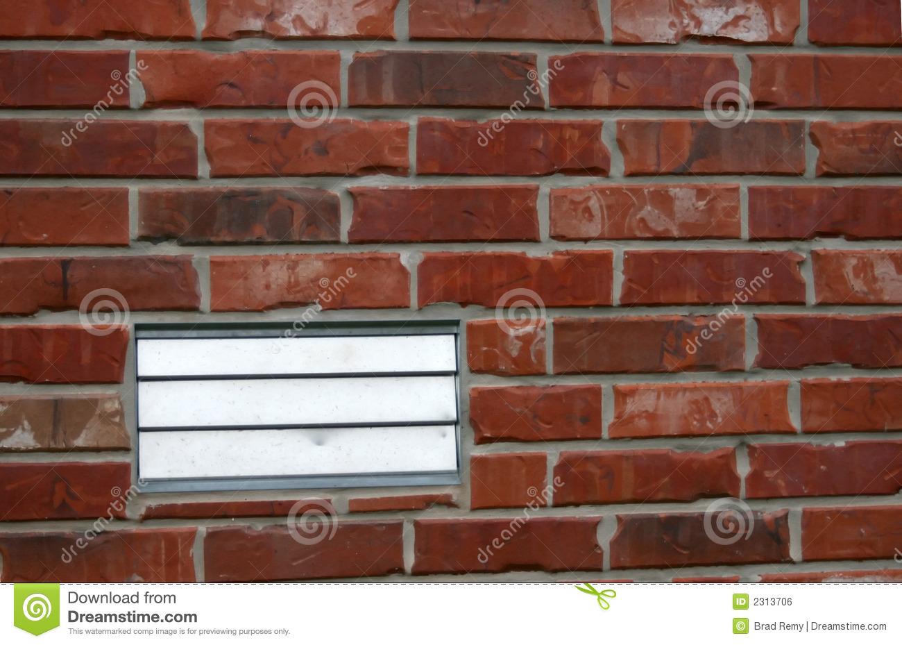 Brick Vector Picture Brick Vent