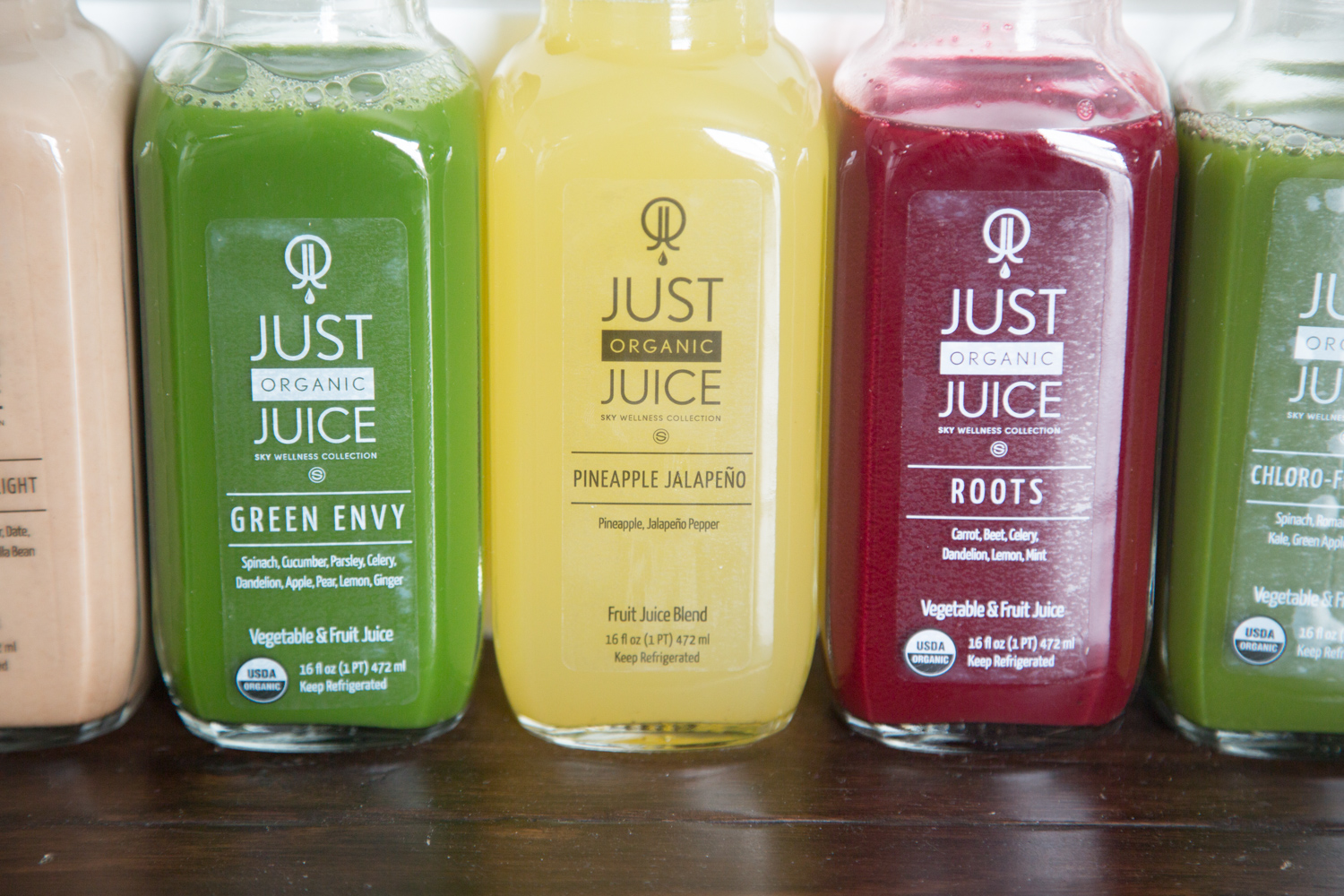 Just Organic Juice Review
